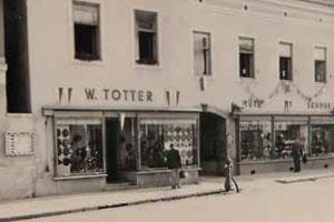 Totter - Historisch